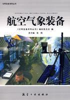 装备系列丛书-航空气象装备