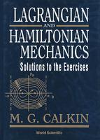 拉格朗日及汉密尔敦力学:习题及解答LAGRANGIAN AND HAMILTONIAN MECHANICS
