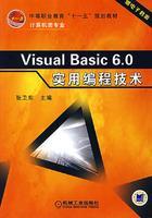 Visual Basic 6.0实用编程技术