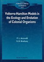 生态学及群体生物发展中的VOLTERRA-HAMILTON模型VOLTERRA-HAMILTON MODELS IN