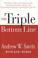 一石三鸟:最佳企业如何赢得经济、社会与环境的效益成功(THE TRIPLE BOTTOM LINE)